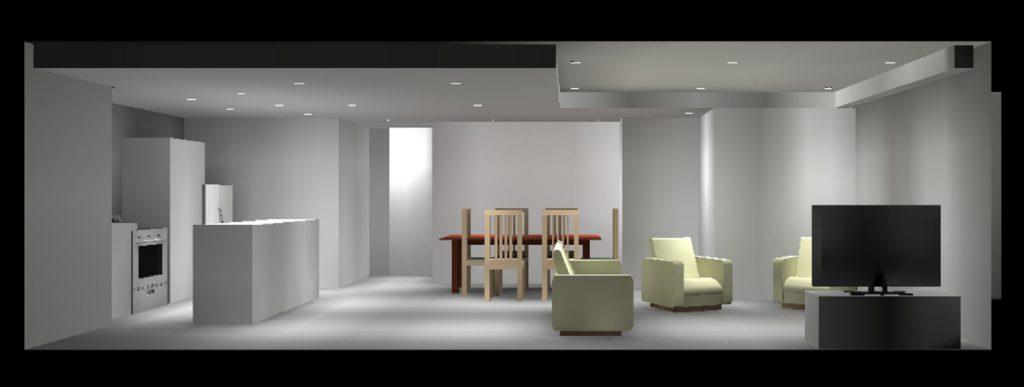 Apartment Lighting Calculations